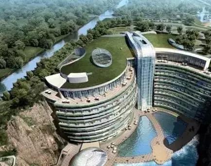 #每日毒评#世界上海拔最低的酒店_15