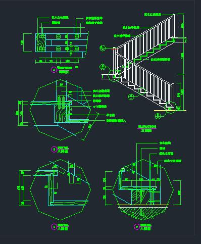 15款楼梯施工图_7