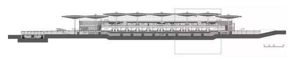 结构单元体与空间塑造,从国内几个高铁站的设计说起_10