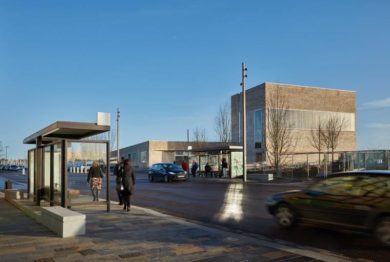 英国剑桥大学社区中心与托儿所