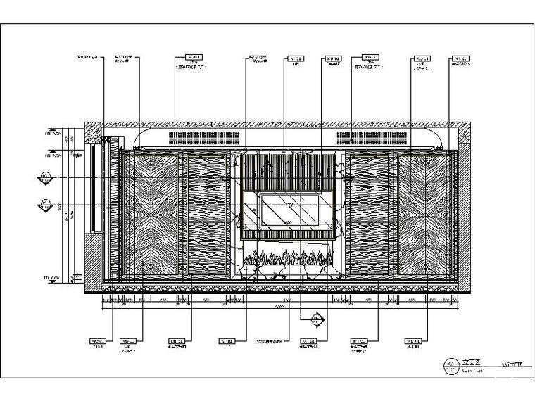 [福利]3套现代简约精致样板间完整设计施工图(含效果图+物料表)_5