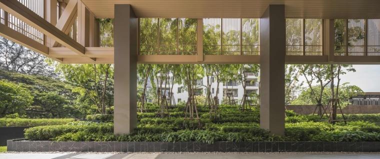泰国空中现花园公寓-5