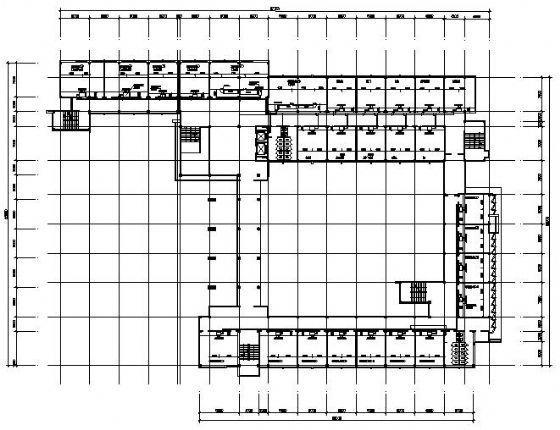 某材料學院樓VRV空調設計圖