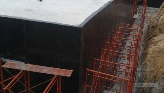 [QC成果]提高剪力墙外墙防水卷材施工的合格率(热熔粘贴法)