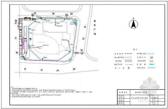商业广场超高层综合建筑机电安装施工方案270页(中建、配图丰富、732工日)