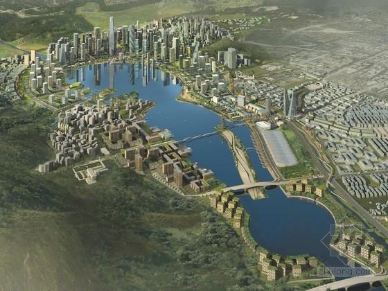 [湖南]城市综合体规划及单体设计方案文本(国际知名建筑师事务所设计方案)
