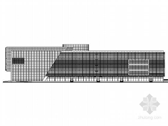 [东莞]某五层图书馆建筑施工图