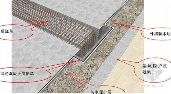[上海]框架及剪力墙结构高层高档住宅楼施工组织总设计(A3版式 270余页)