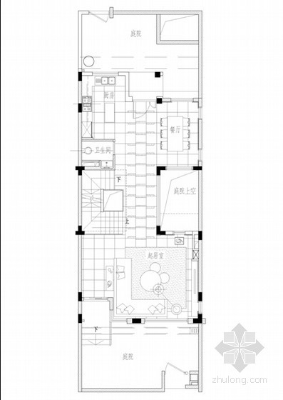 [上海]现代简洁样板楼设计方案含效果图