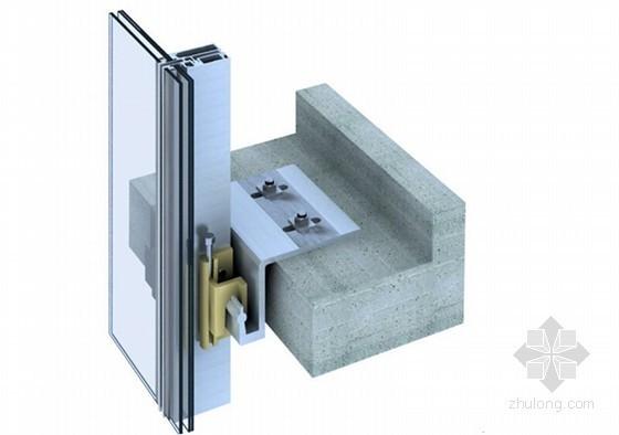 建筑工程幕墙基础施工知识讲义