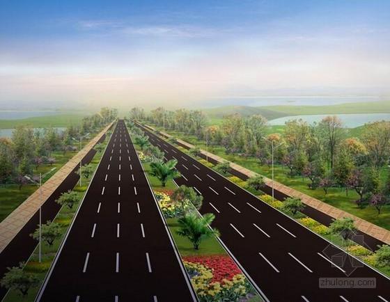 [四川]双向四车道城市主干道路工程量清单(含全套施工图纸)