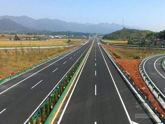 [河北]高速公路投标施工组织设计(124页)