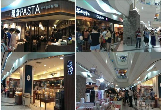 [上海]购物中心考察报告(共191页)