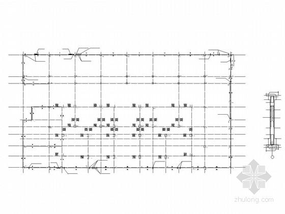 12层框架结构中学教学楼结施(含计算书)