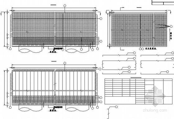 连续钢构箱梁特大桥承台钢筋构造节点详图设计