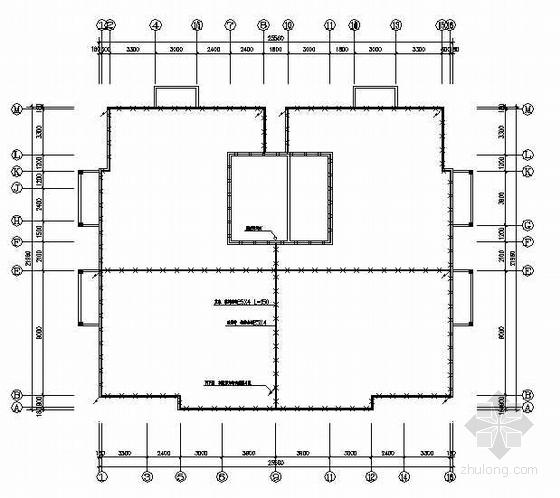 17层住宅电气全套图纸