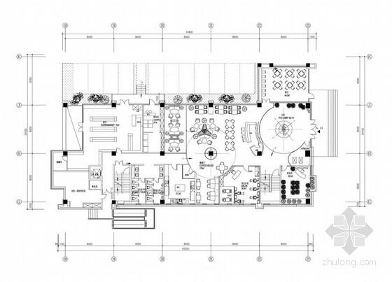 [北京]高品质精致社区综合配套休闲会所设计方案(含效果图)