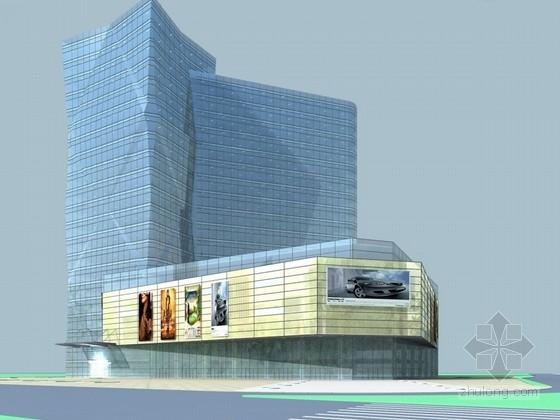 [广东]大型商业综合体规划方案文本