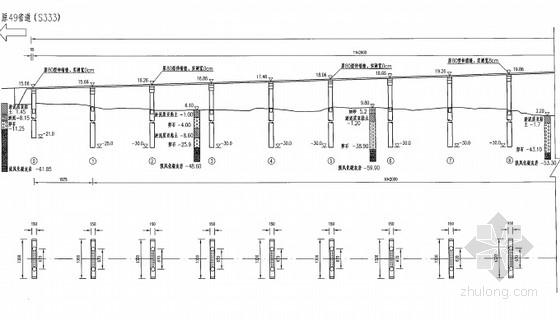 [云南]2016年设计山区二级公路危病桥梁修复改造图纸51张