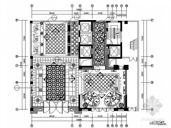 [深圳]公寓式酒店局部装修设计图(含实景)