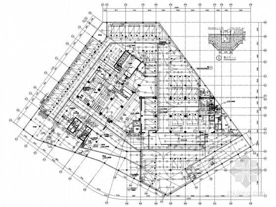 UPS系统设计资料下载-二十五层酒店消防系统设计施工图纸