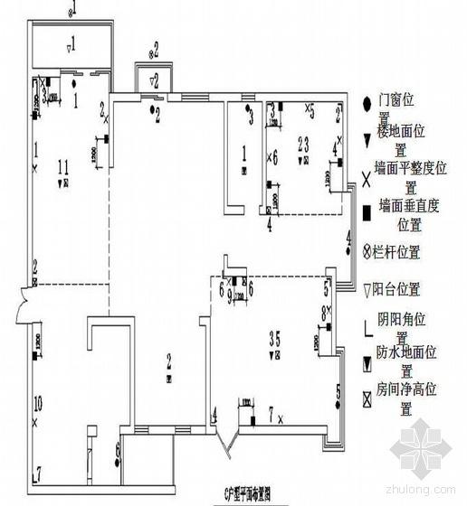 杭州某住宅工程分户验收方案