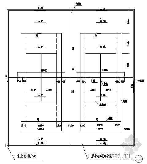 网球场设计详图