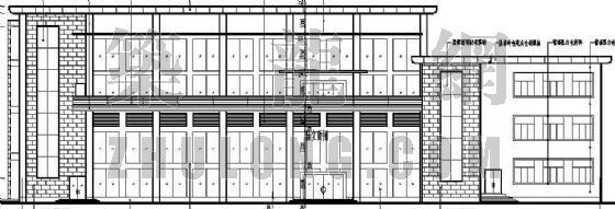 某训练馆建筑设计方案