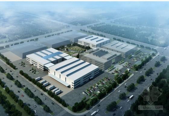 [北京]多层厂房造价指标分析