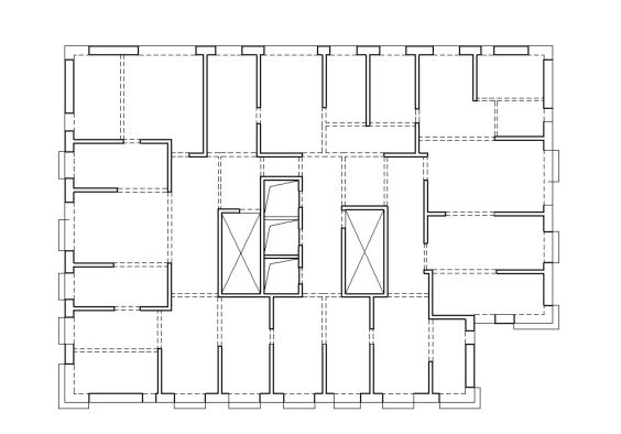 通州超限高层商务型公寓楼结构设计论文