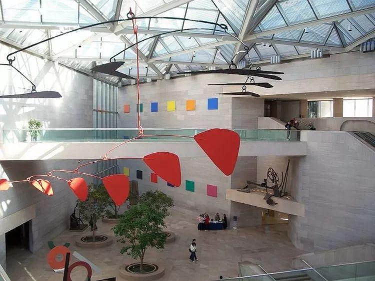 致敬贝聿铭:世界上最会用「三角形」的建筑大师_28