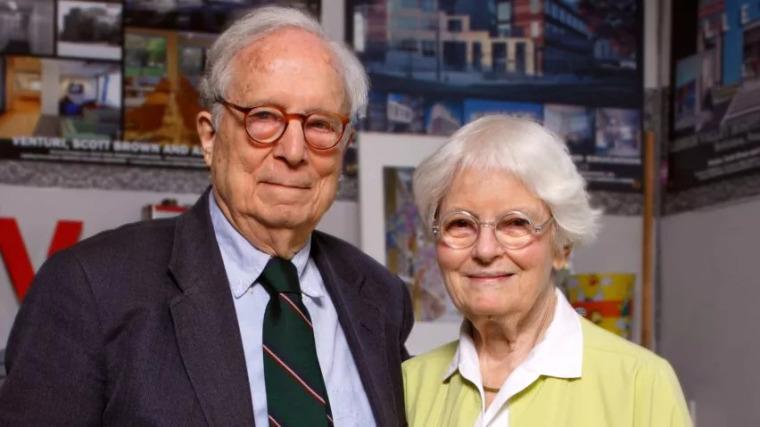 """后现代主义建筑之父""""罗伯特·文丘里""""逝世!享年93岁"""