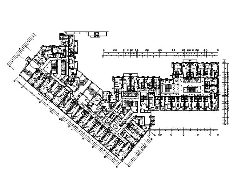 成都酒店给排水设计施工图