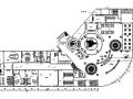 现代豪华售楼处空间设计施工图(附效果图)