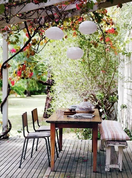 世界那么大,我却只想要个小院花开满园,自在从容……_18