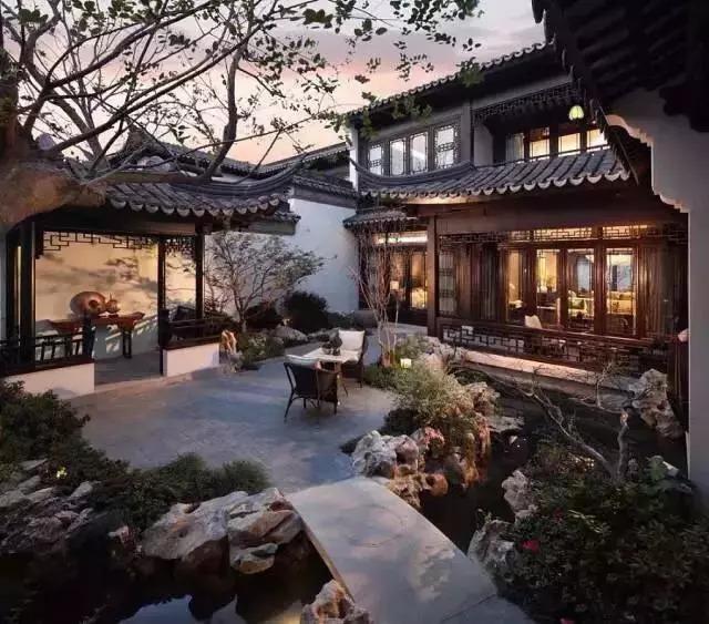 中式庭院·美在诗里_37