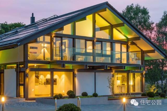 德国高端被动式别墅建造全过程