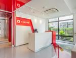 科技公司办公室装修设计,客户是灵感!