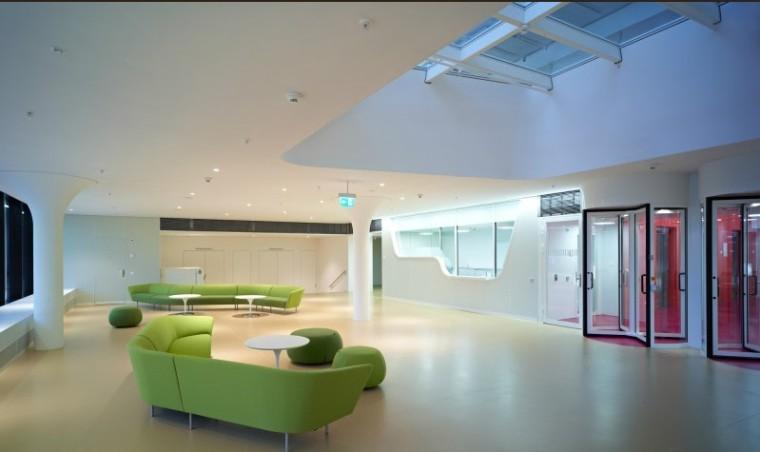 办公空间设计中的色彩搭配