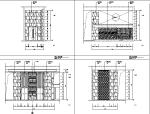 [湖北]假日酒店设计施工图(附效果图)