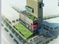 高层现代风格深圳龙华鸿硕酒店规划设计方案