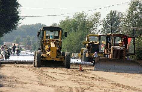 二级公路改建工程施工组织设计(124页)