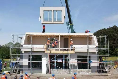 建筑工業化、裝配式建筑,你蒙圈了嗎?聽聽專家怎么說的_4