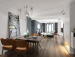 14套现代风格餐厅、厨房3D模型