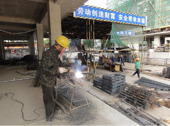 提高楼板钢筋保护层厚度合格率