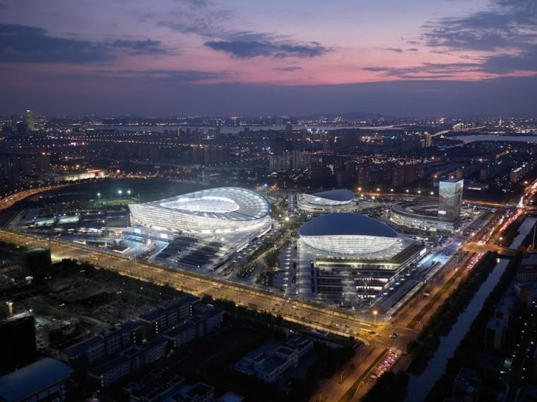 苏州奥林匹克体育中心