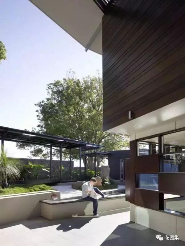 居住区与别墅庭院景观设计的差异_7