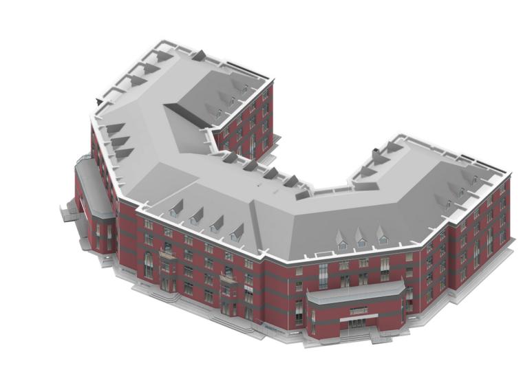 BIM毕业设计-养老院公寓成本及管理