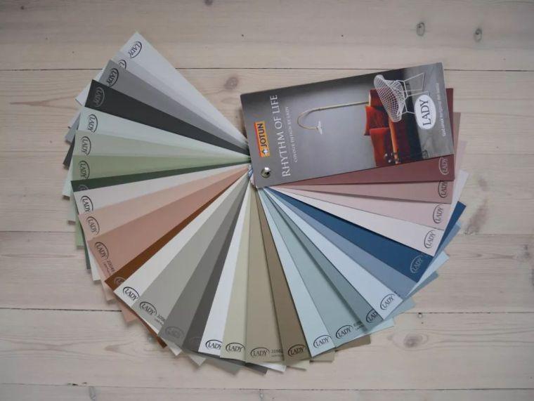 你家墙刷的什么颜色,好看到哭啊!