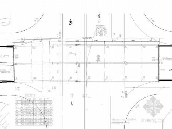 [重庆]下穿市政道路门式框架结构车行地道施工图纸及计算书(国际知名公司)